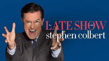 Colbert - Emmy Awards