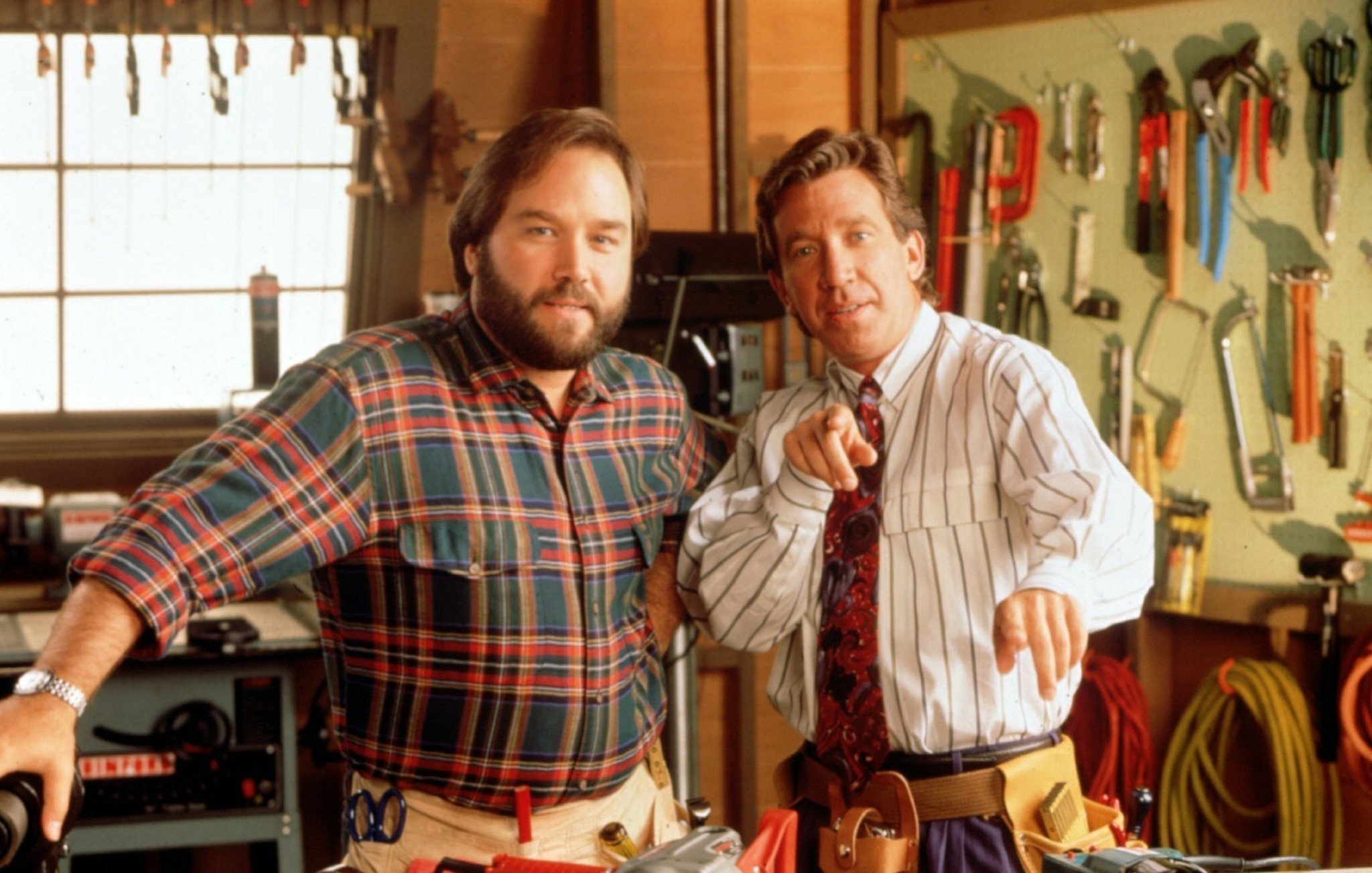 Tim Allen Really Wants To Do A Home Improvement Revival