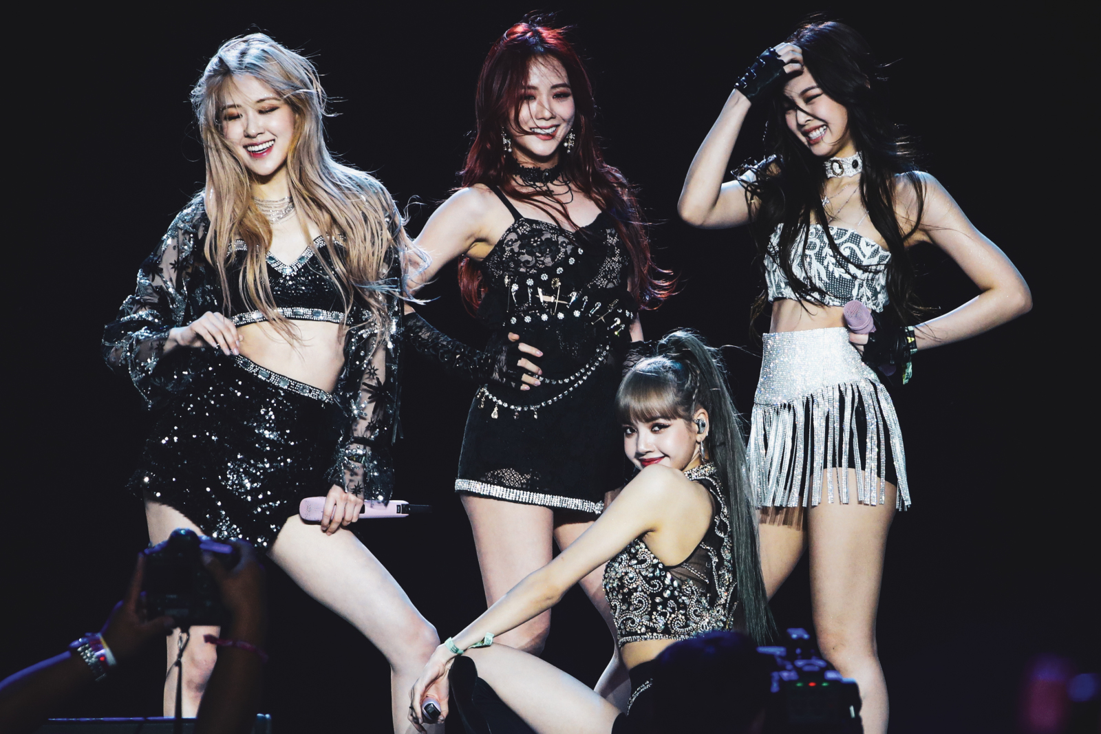 Awesome Jimmy Fallon Blackpink wallpapers to download for free greenvirals