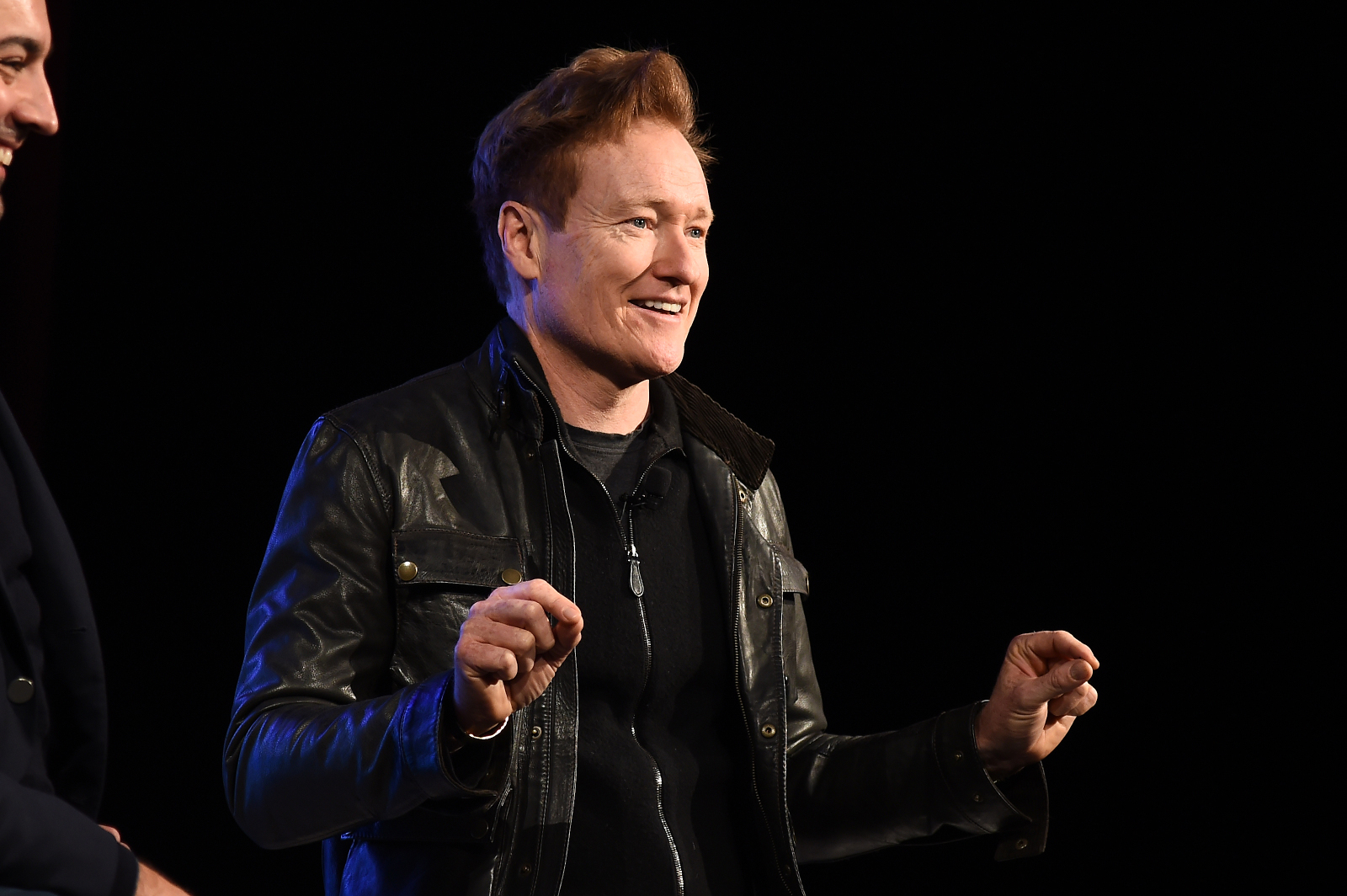 Conan O'Brien and the rest of Team Coco are gearing up to return
